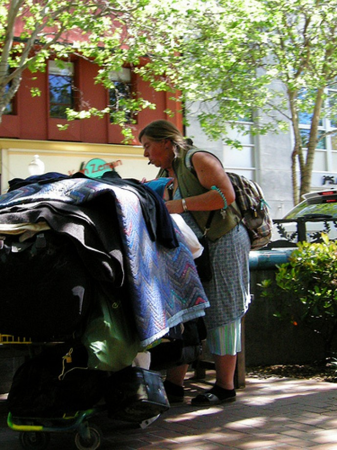 Trip photo #14/16 Homeless on University Ave