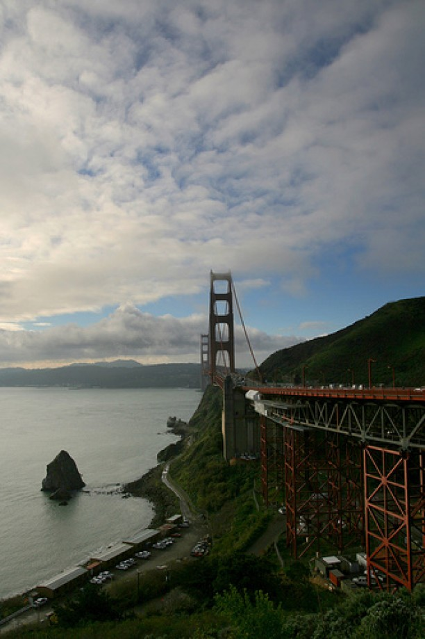 Trip photo #2/45 GGB from Marin Side