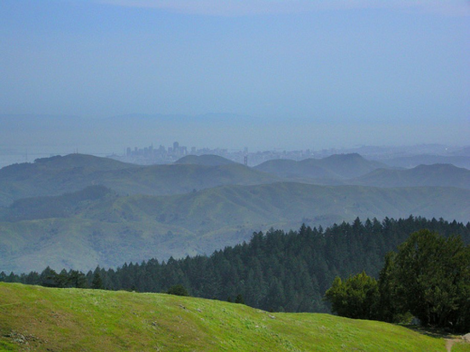 Trip photo #45/53 San Francisco past the Marin Headlands