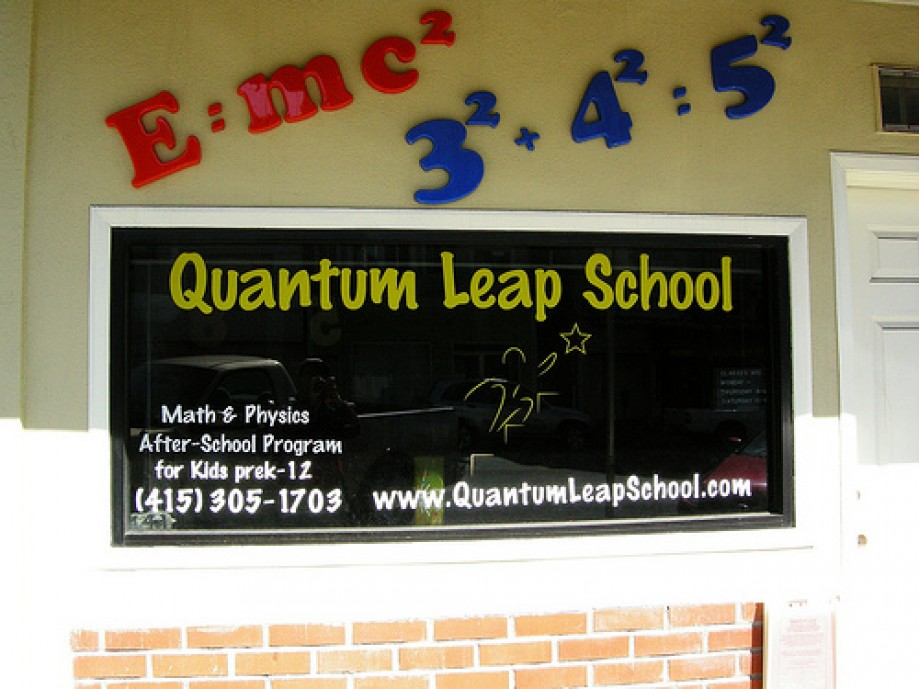 Trip photo #7/20 Quantum Leap School