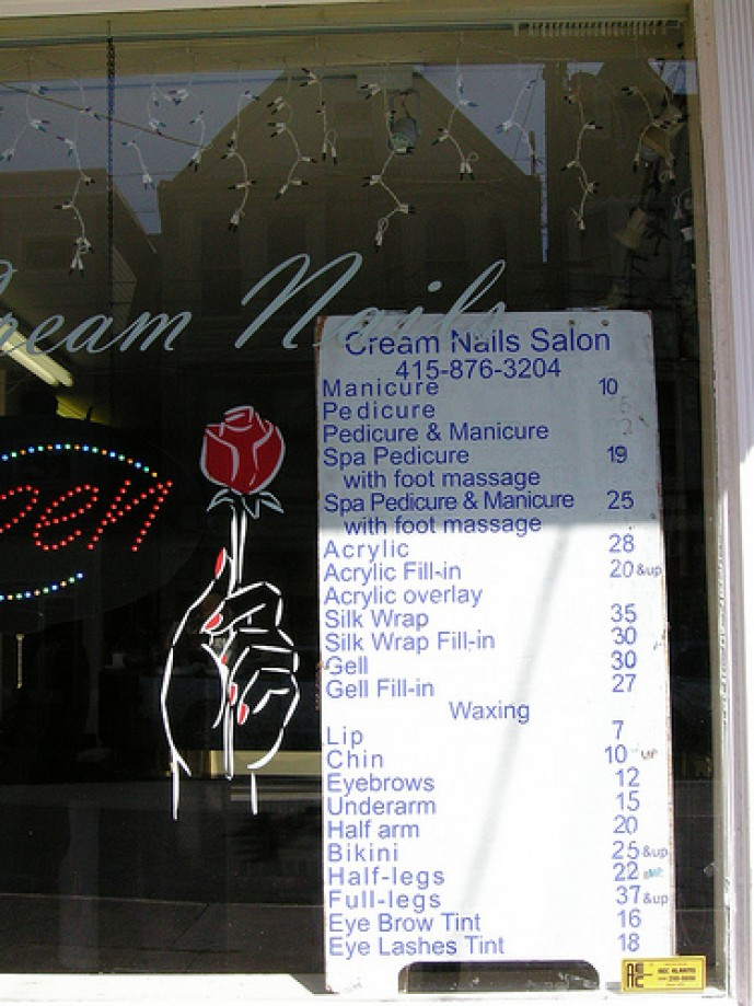 Trip photo #10/20 Cream Nail Prices