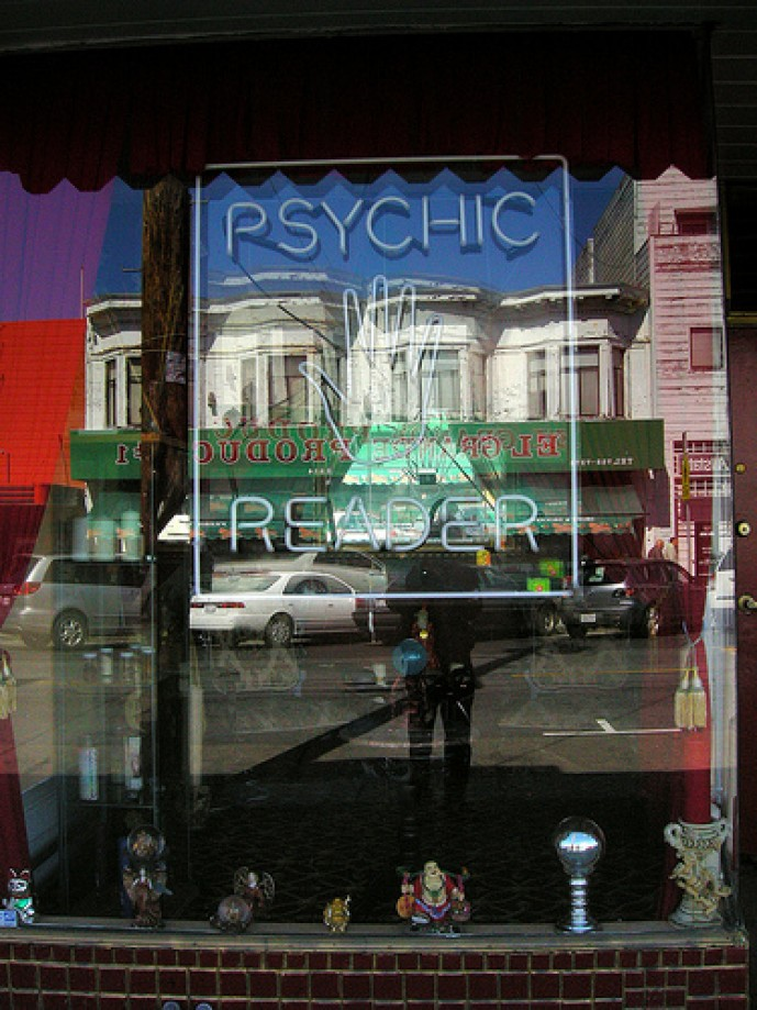 Trip photo #17/20 Psychic Shop