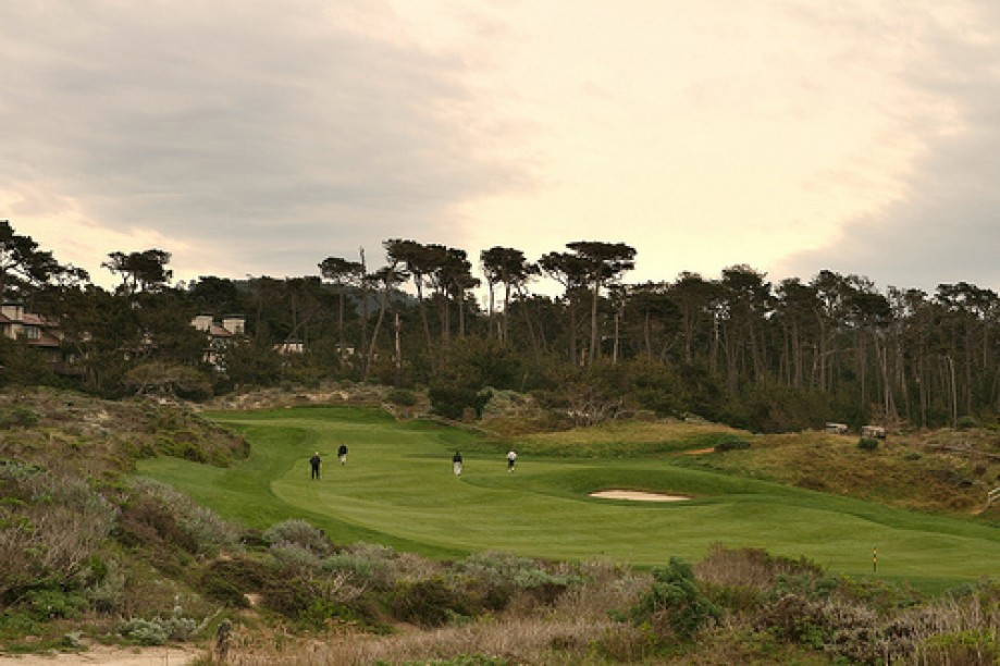Trip photo #24/29 Final Hole Spanish Bay Course