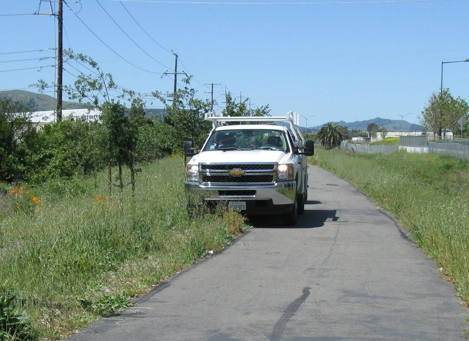 Trip photo #31/32 Weed control on Iron Horse trail