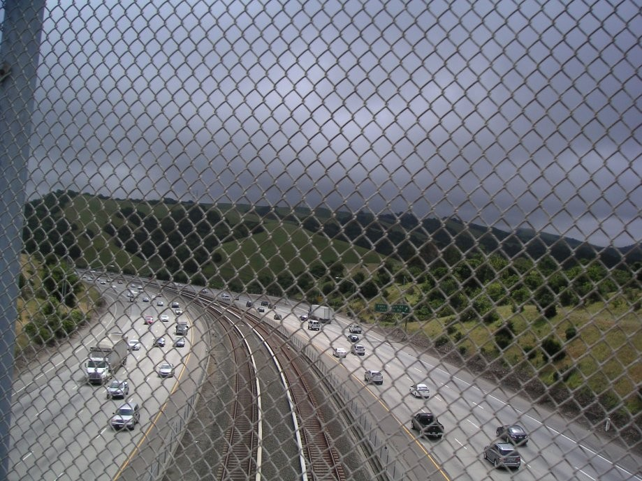 Trip photo #5/15 Sunnyslope overpass of I-580