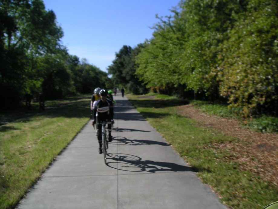 Trip photo #1/11 Starting out on the Iron Horse trail