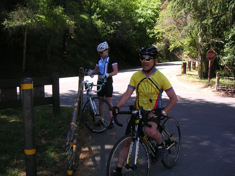 Trip photo #11/27 Sibley Volcanic Park water stop