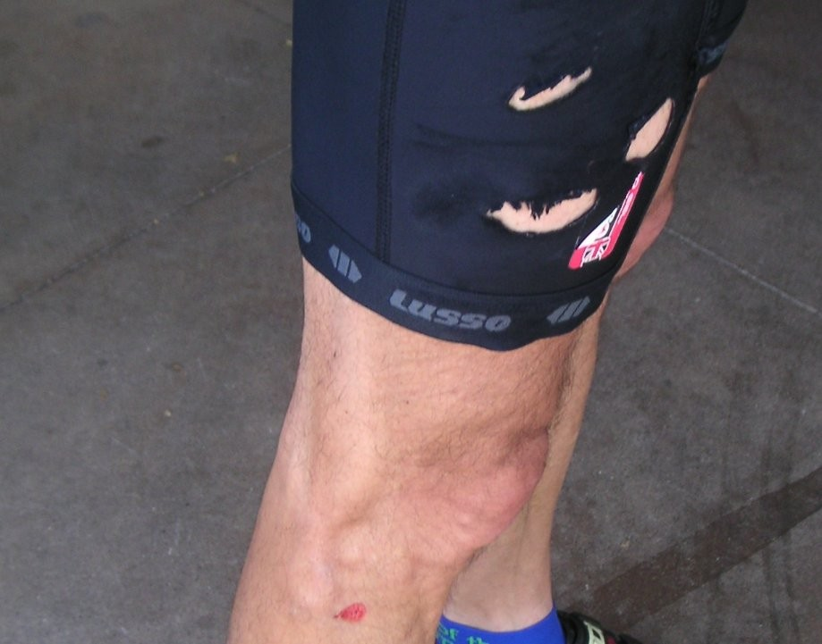Trip photo #7/10 1st ride with new shorts