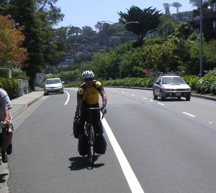 Trip photo #14/20 Bridgeway in Sausalito