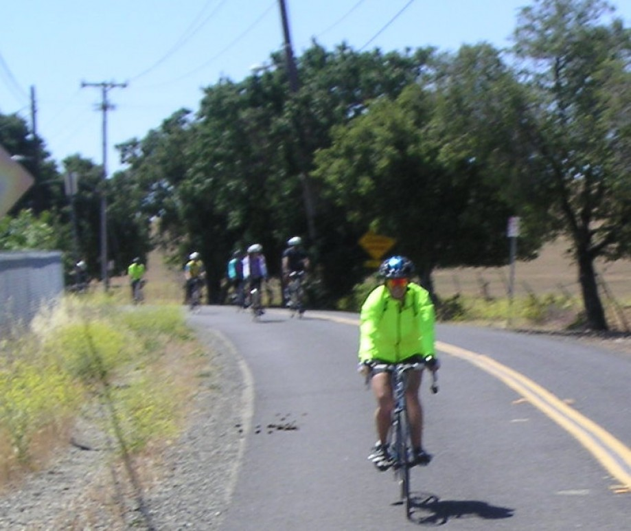 Trip photo #16/26 Northgate into Walnut Creek