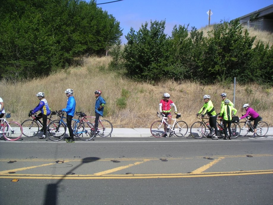 Trip photo #8/20 Regroup in Benicia on Park
