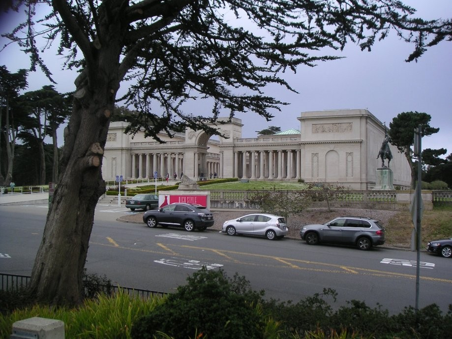 Trip photo #16/33 Legion of Honor