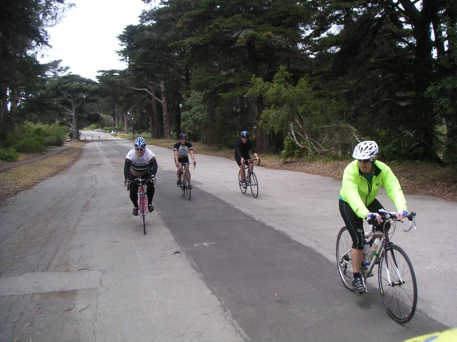 Trip photo #25/33 Middle Dr. through Golden Gate Park