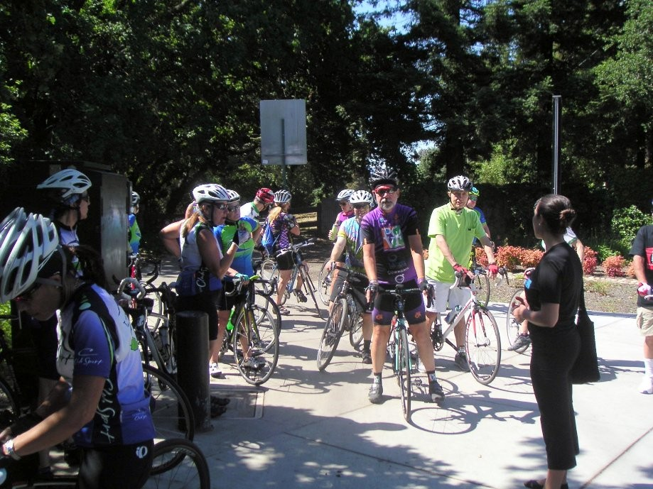 Trip photo #6/16 Joining Club Sport riders in Pleasant Hill