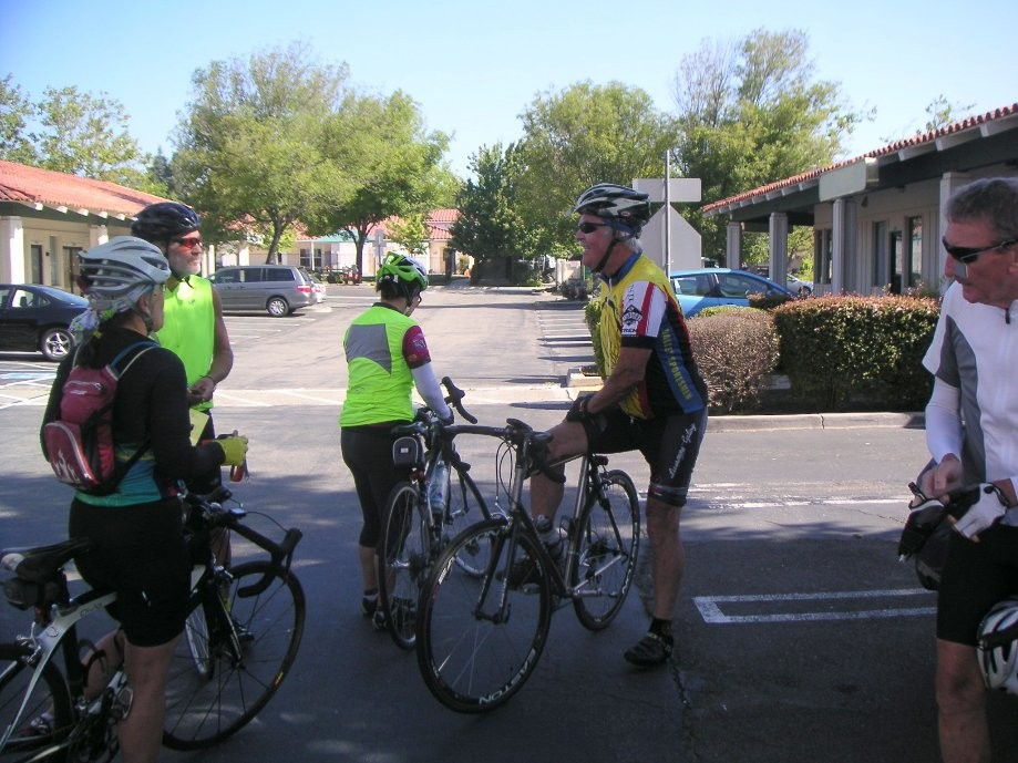 Trip photo #1/4 Start at the Dublin location of Livermore Cyclery