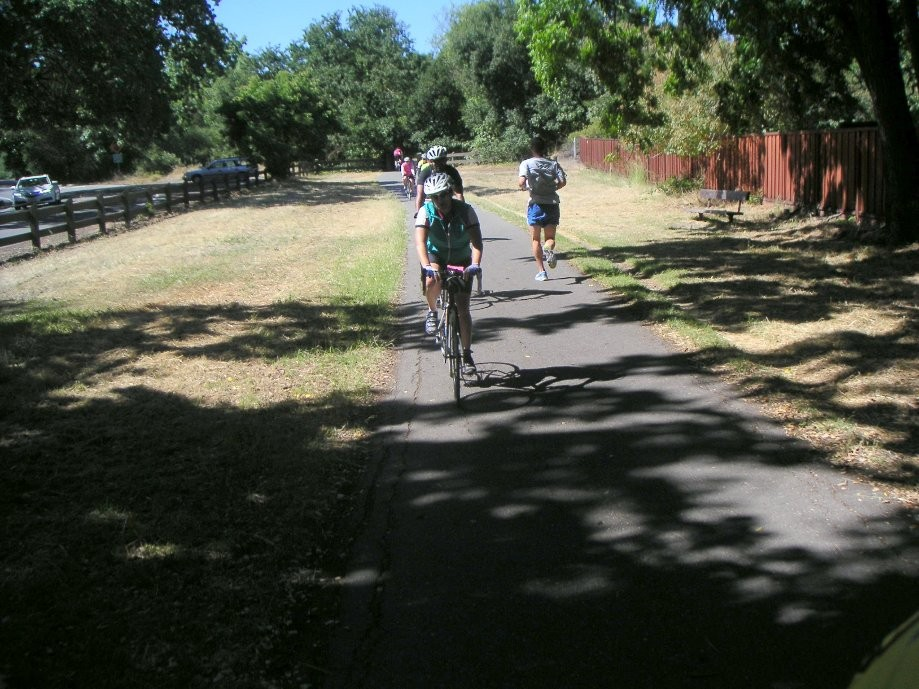 Trip photo #11/14 Back on the Lafayette-Moraga trail