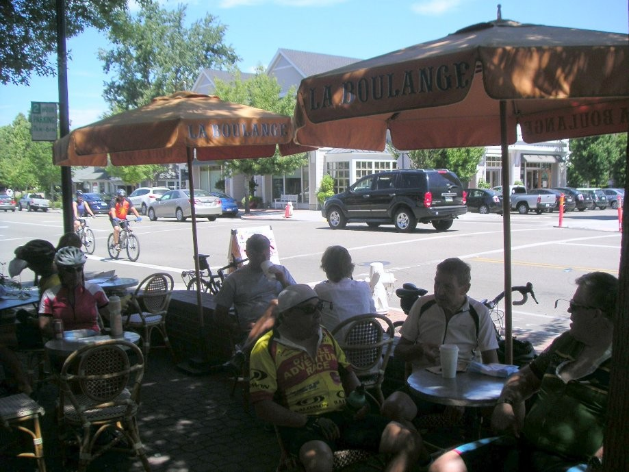 Trip photo #10/15 La Boulange bakery stop