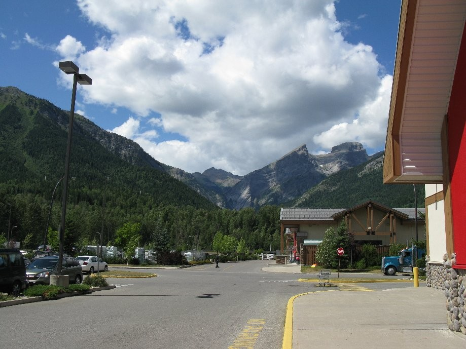 Trip photo #6/10 Fernie (not shown correctly on map)