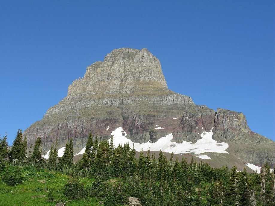 Trip photo #1/21 At Logan Pass