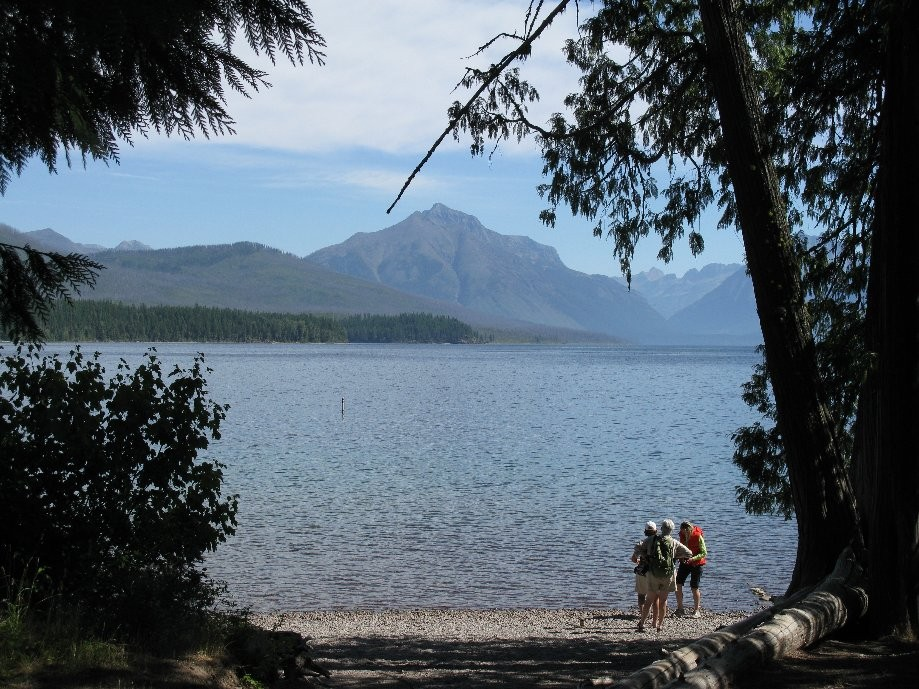 Trip photo #15/21 Lake McDonald