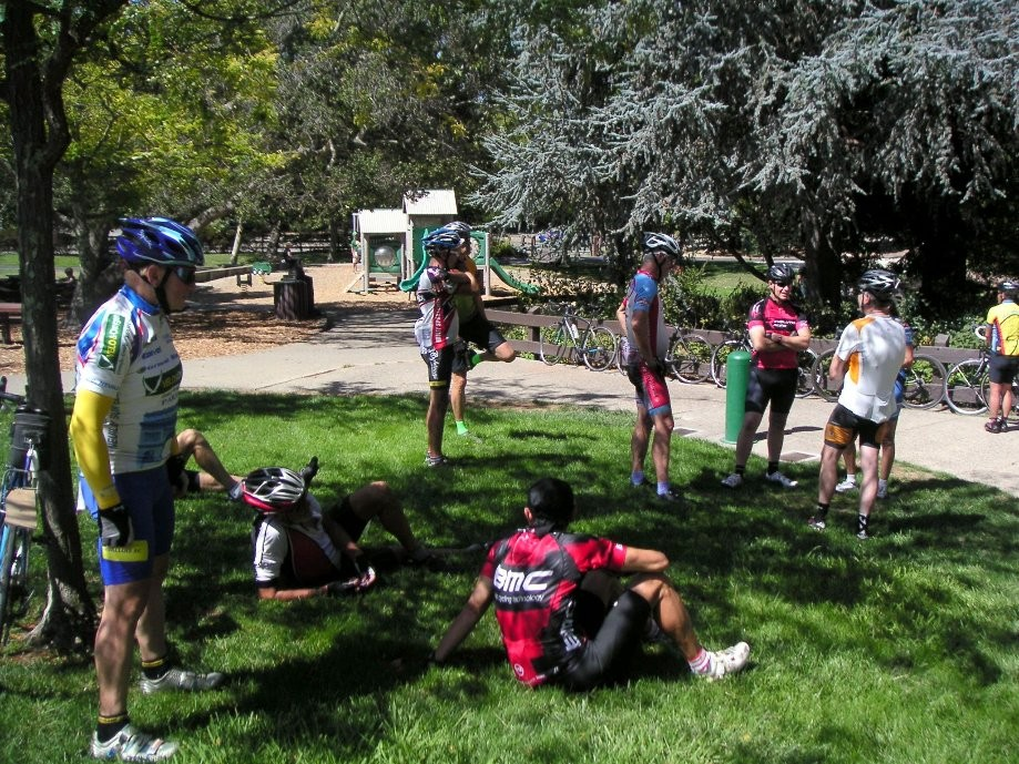 Trip photo #34/38 Rest stop at Moraga Commons