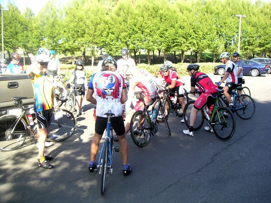 Trip photo #1/14 Start at San Ramon Central Park