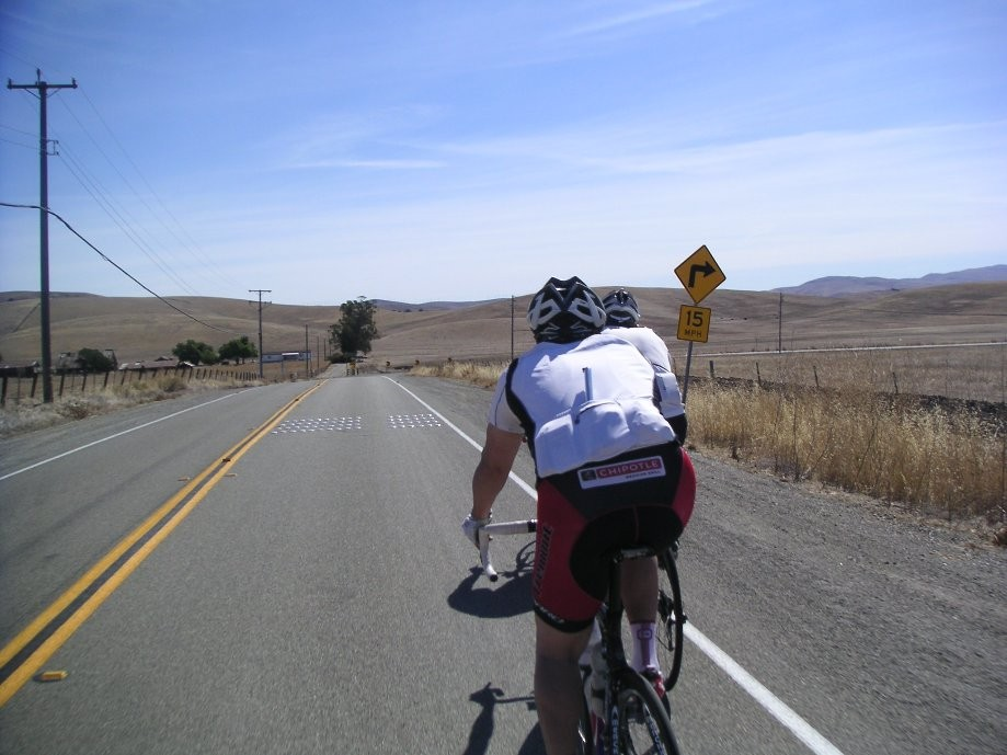 Trip photo #3/14 Manning approaching N. Livermore