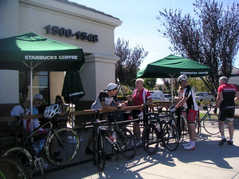 Trip photo #5/14 Stop at Starbucks on Vasco