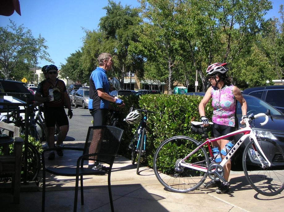 Trip photo #6/8 Refreshment stop at Peet's across from Whole Foods