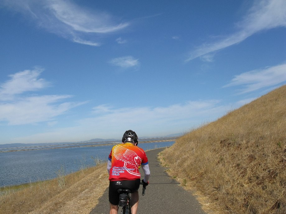 Trip photo #44/63 Continuing on the bay side of the Coyote Hills