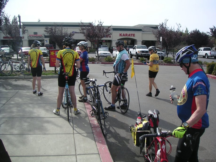 Trip photo #6/21 Refreshment stop at Starbucks