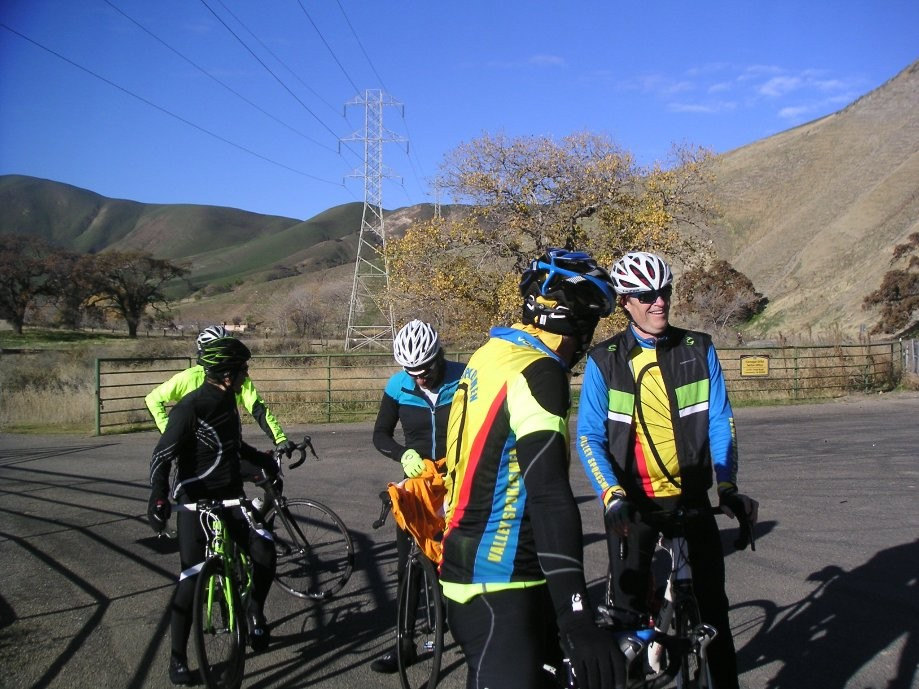 Trip photo #3/15 Regroup after the descent