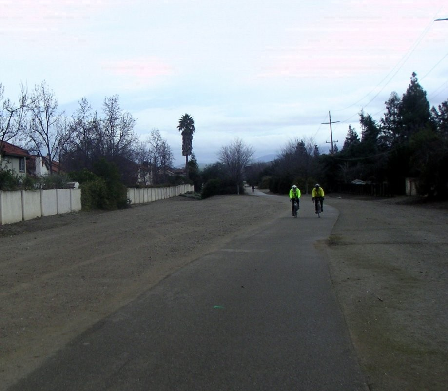 Trip photo #7/8 Iron Horse trail in Pleasanton