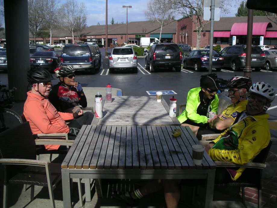 Trip photo #17/17 Refreshment stop at Starbucks in The Marketplace