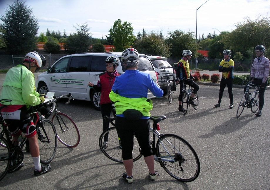 Trip photo #1/12 Start at Bollinger Canyon Park&Ride