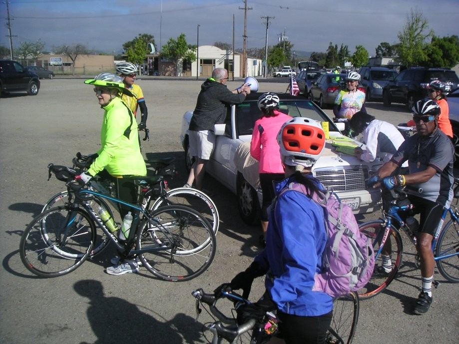 Trip photo #1/18 Start from Blacksmith Square in downtown Livermore