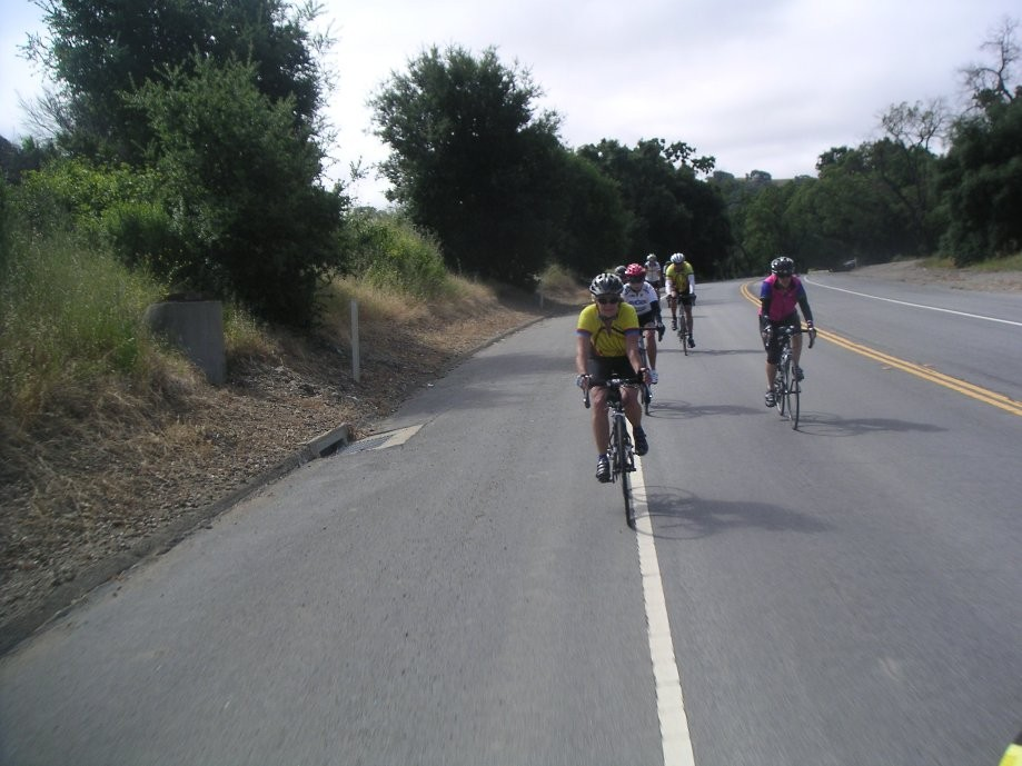 Trip photo #8/12 Pleasanton-Sunol Rd.