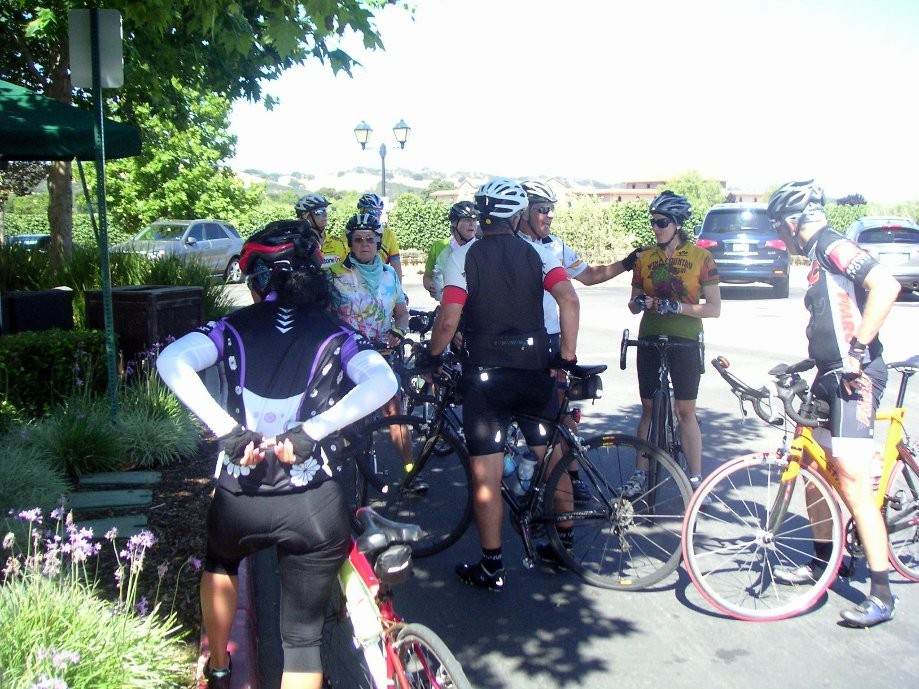 Trip photo #5/10 Regroup at Starbucks on Vineyard