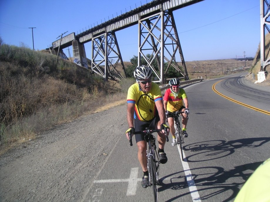 Trip photo #2/17 Heading up the Altamont
