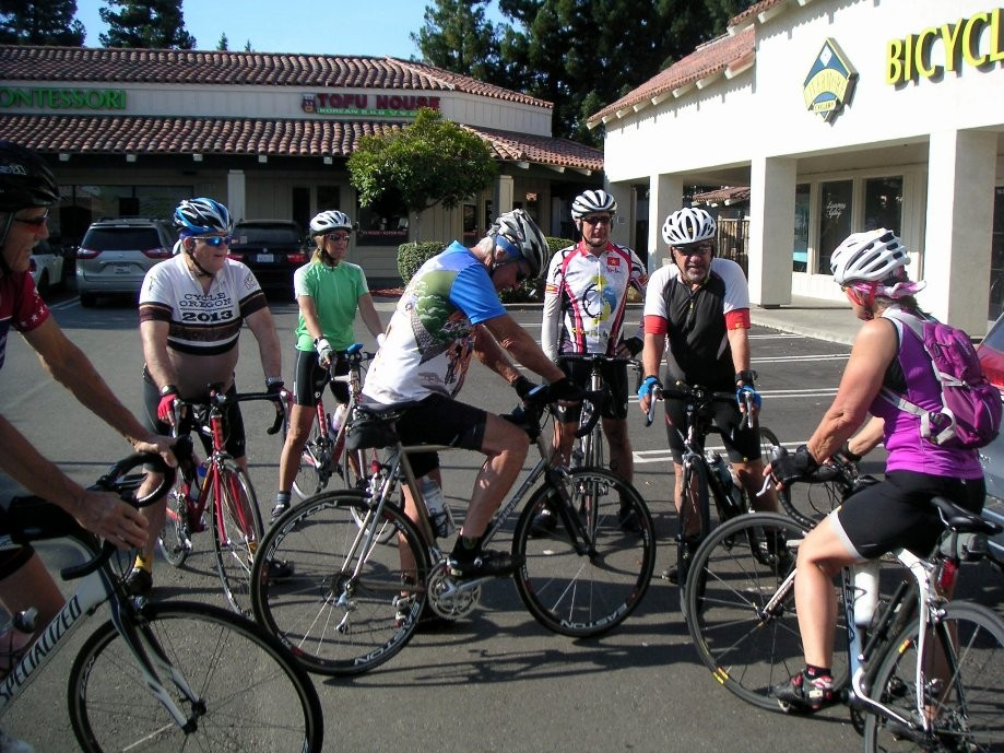 Trip photo #1/7 Start from the Dublin location of Livermore Cyclery