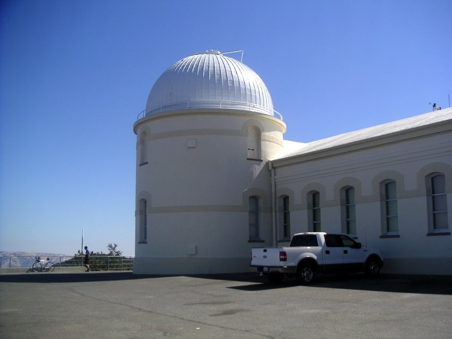 "Trip photo #9/14 36"" Crossley Reflector Dome"