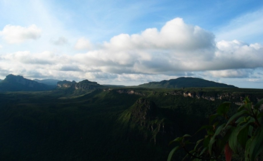 Trip photo #26/43 Vale do Pati. View from Castelo
