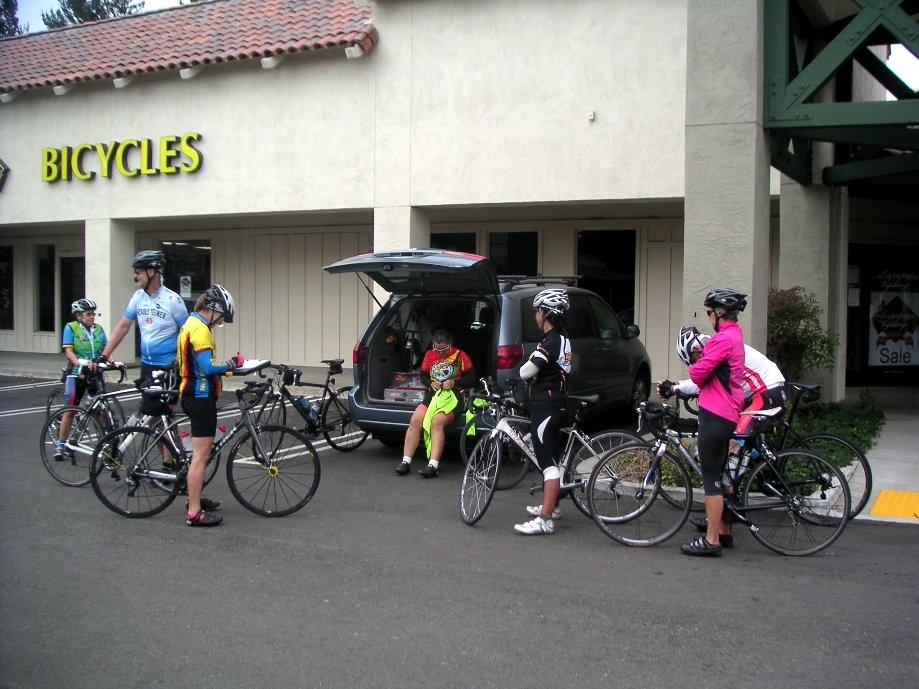 Trip photo #1/10 Start from the Dublin location of Livermore Cyclery