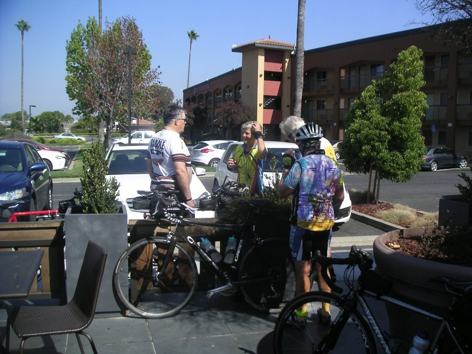 Trip photo #6/8 Refreshment stop at Specialties/Peet's