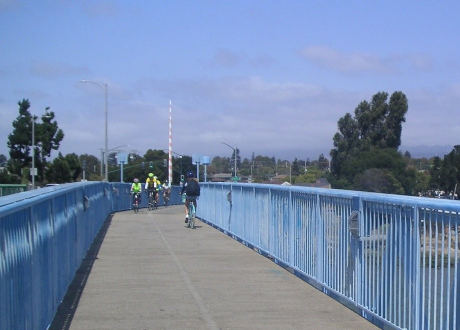 Trip photo #23/26 Only ped/bike draw bridge in the US