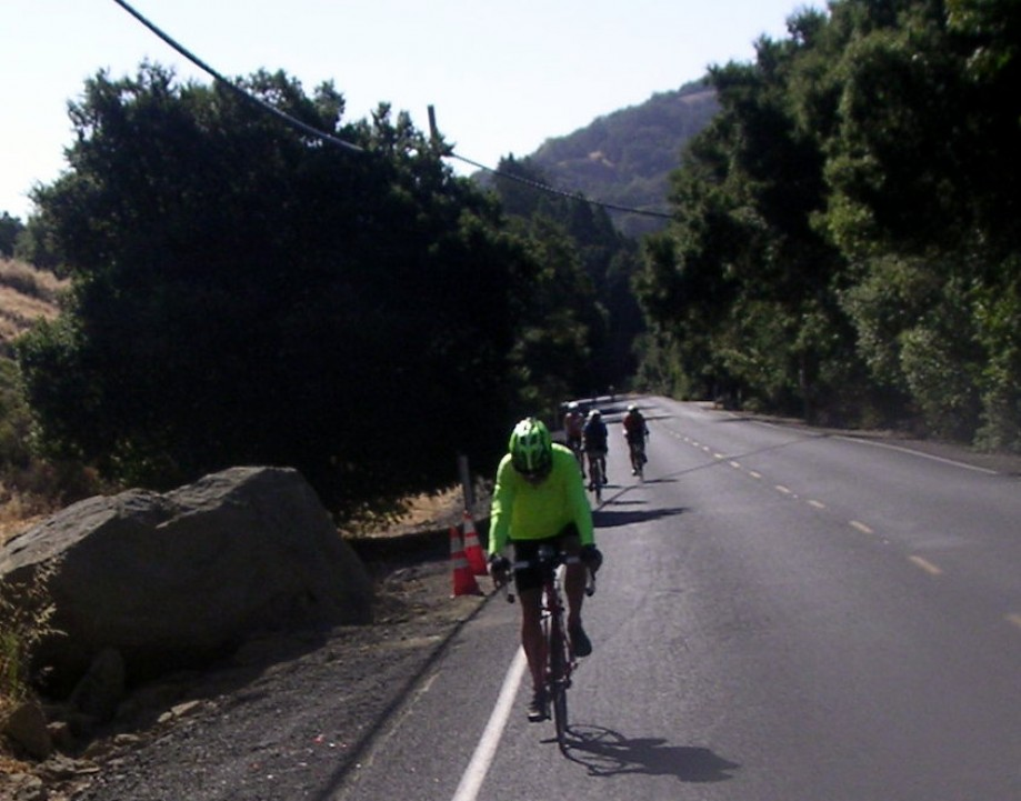 Trip photo #3/12 Climb to Las Trampas