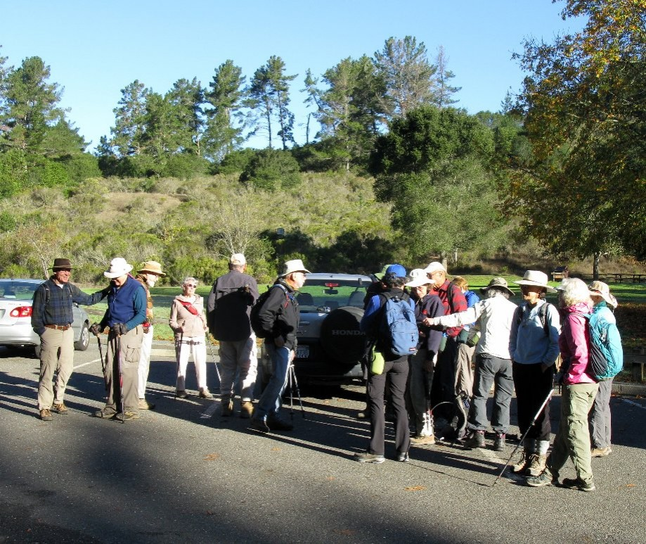 Trip photo #1/17 Gathering at Canyon Meadow
