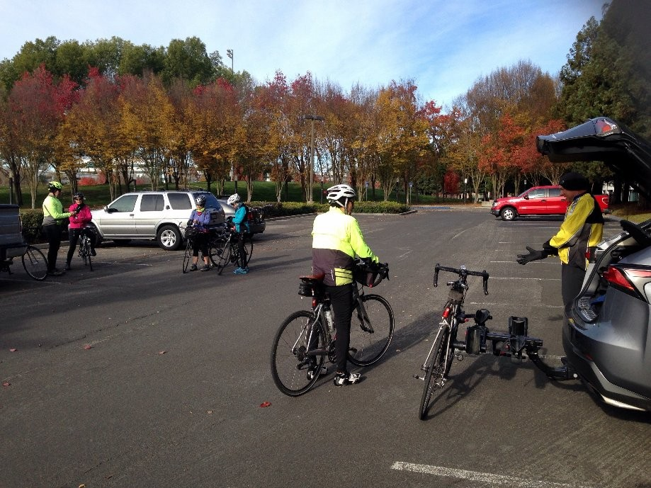 Trip photo #1/11 Start from San Ramon Central Park