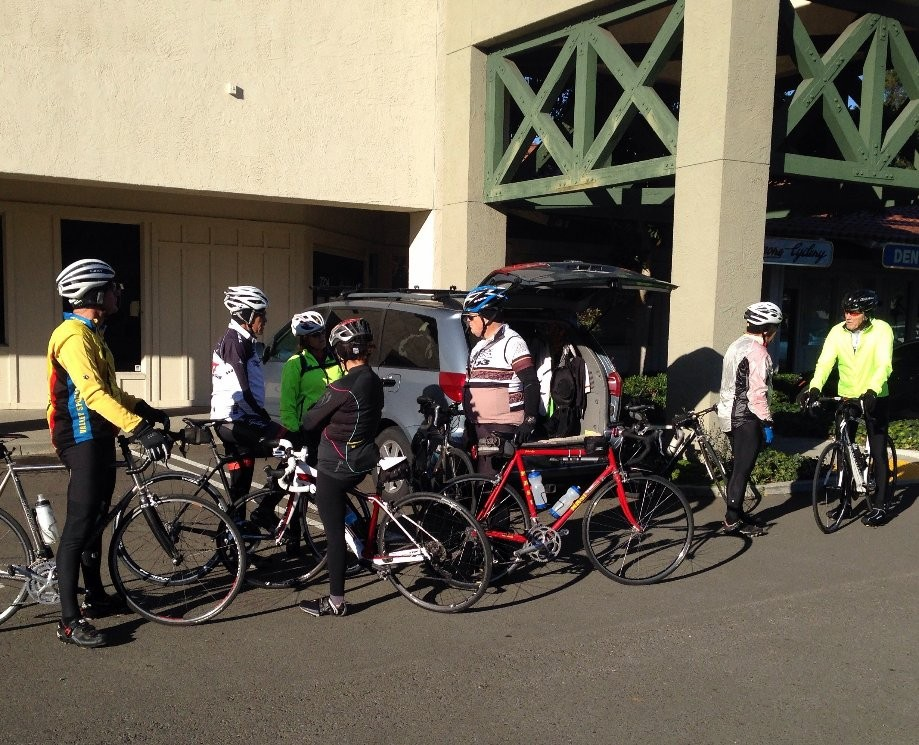 Trip photo #1/3 Start from the Dublin location of Livermore Cyclery