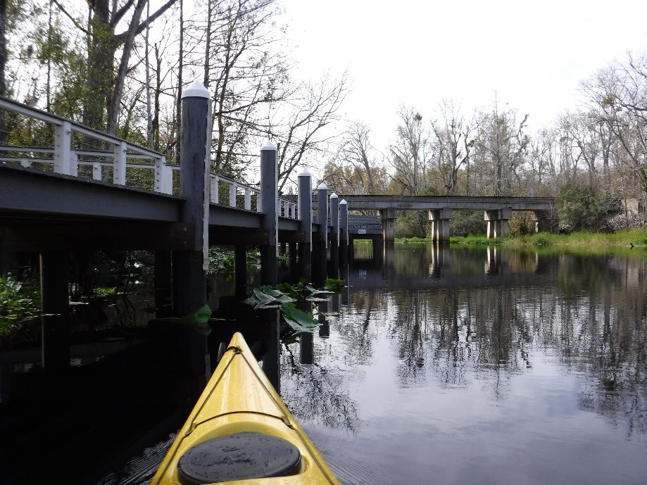 Trip photo #1/13 Beautiful dock - NOT kayak friendly